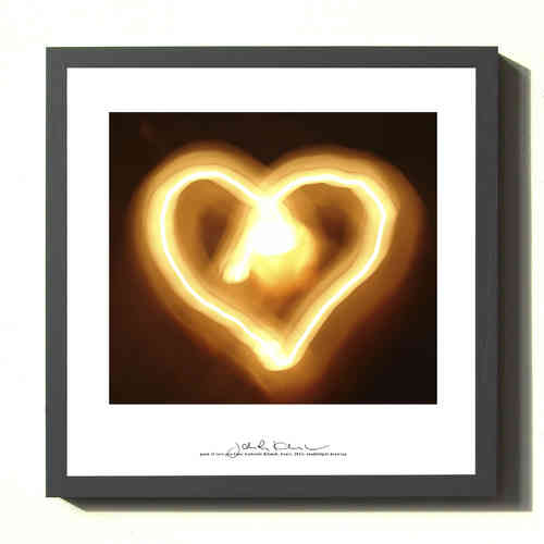 Klimek, Heart (yellow)