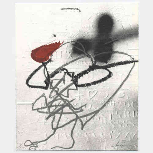 Tapies, untitled