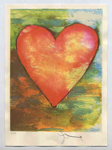Jim Dine: Heart