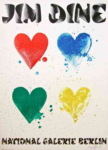 Jim Dine: Nationalgalerie